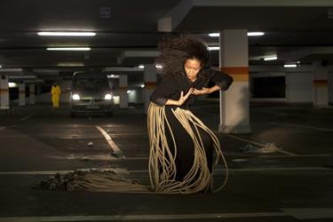 WORK IN PROGRESS - UNDERGROUND III | Tänzer des Tanztheater Wuppertal Pina Bausch (Foto: Rainer Schlautmann)