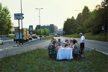 URBAN RESTRUCTION SITE 1 | Wilm Weppelmann & ISS DEINE STADT! STROSSCHOCHÄ | Maurice Maggi (Foto: Juliette-Chretien)